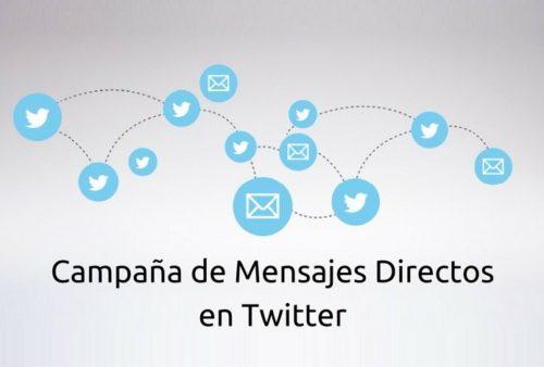 mensajes directos twitter
